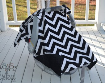 Car Seat Canopy, Car Seat Cover, Baby Car Seat Cover, Baby Car Seat Canopy, Personalized Car Seat Cover, Personalized Car Seat Canopy