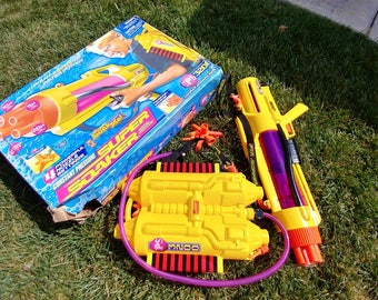 Super Soaker CPS3200 Works 100%