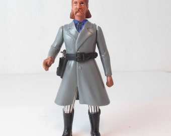 """Wild Bill Hickok Little Legends Toy Action Figure Excel Toy Corp. 4"""" 1974 Loose Figure"""
