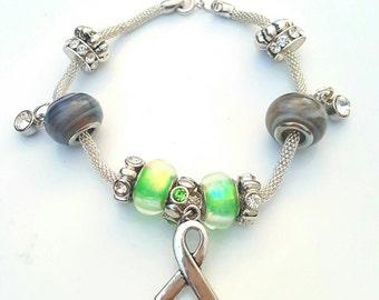 Kidney Disease Awareness bracelet