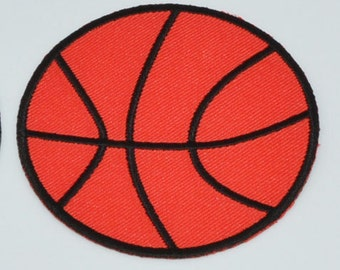 2 Basketball Patches