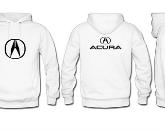 Acura sweatshirt best quality unisex hoodie all colors all sizes Shipping free accept returns uKwSGnX
