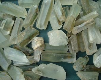 Chlorite Quartz Crystal R23
