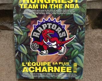 NBA Basketball Raptors Kellogg's Rice Krispies Sealed Box
