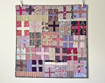 Purple Plus Quilt