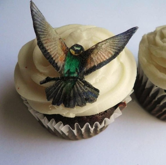 Wedding Cake Topper The Original EDIBLE Birds - Cake & Cupcake toppers - Food Accessories