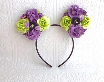 The Buzz Minnie Garden Goddess Ears