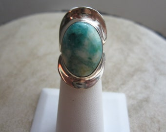 Size 4 Taxco Ring