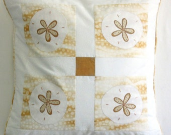 Coastal Currency Pillow Slipcover Pattern