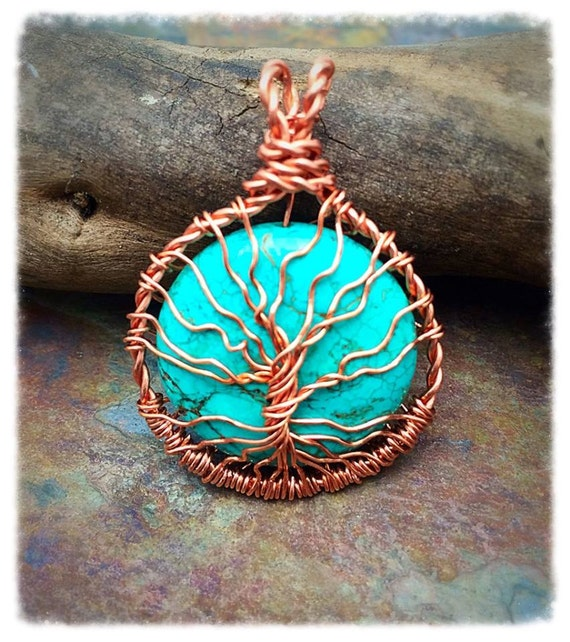 Tree of Life TUTORIAL Instant Download DIY Wire Jewelry