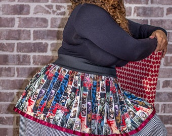 Zombie Snuff Skirt