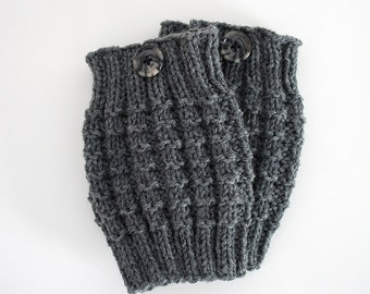 wool boot toppers knitting pattern - knitting patterns boot cuffs