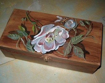 wood painter box