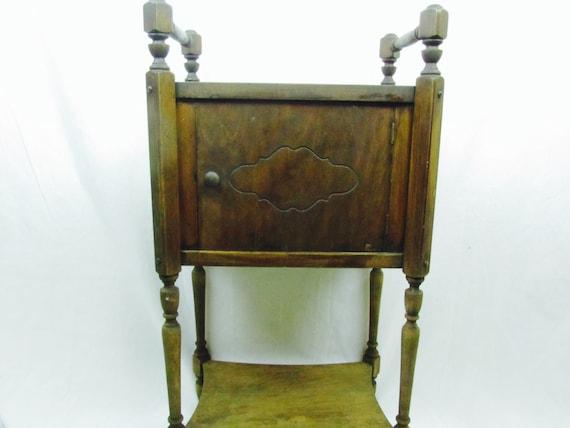 Like this item? - Vintage Humidorsmoke Standnightstandhumidor Cabinetbed