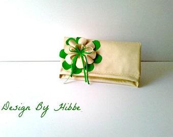 Bridal Accessories - Bridesmaids clutches, Bridal Clutch,Bridesmaid clutch, Wedding , Wedding Accessories Bride gift