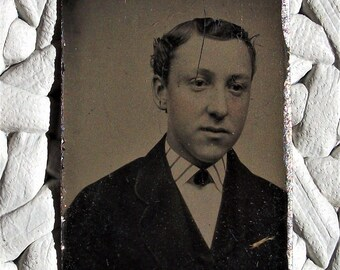 GEM Tintype - Kenneth