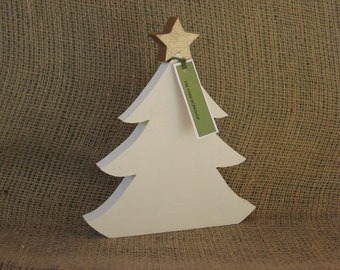 Christmas Trees handmade from Salvaged Wood (large)