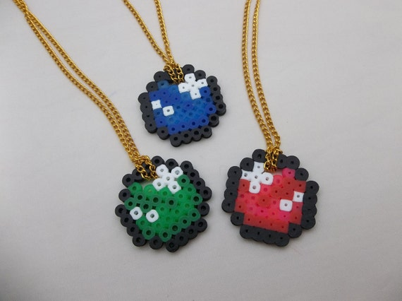 Pendants of virtue from legend of zelda a link to the past aloadofball Gallery