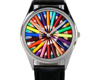 gift painter artist Watch 10030-B