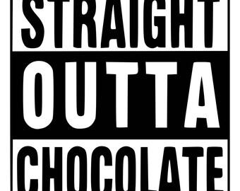Digi-tizers Straight Outta Chocolate (SVG Studio V3 JPG)