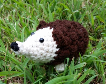 NEW LISTING**Happy Little Hedgehog Plushie