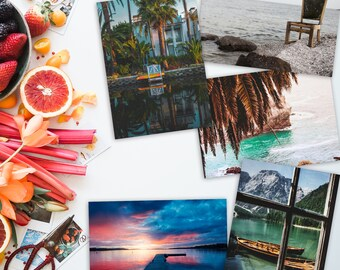 Postcard Set // By the water