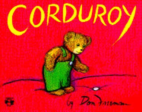 Corduroy ( Picture Puffin Books )