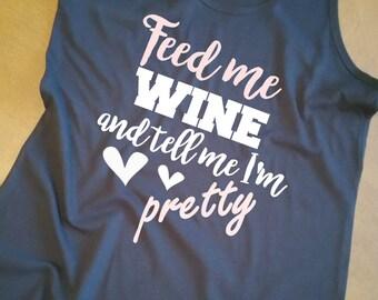 Wine tank top, tank top, tank tops, Wine gift, Yoga tank, Wine Lover tank, Workout Tank, Workout shirt, Tank tops for women, Running tank