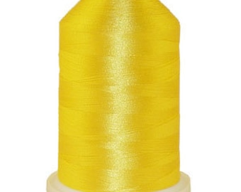 Pacesetter Embroidery Thread- Yellows 2