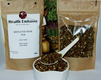 Mistletoe Herb Tea (Visci Herba) - Health Embassy - Organic