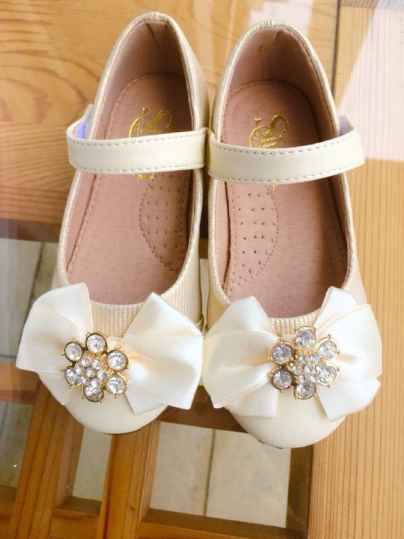 Attractive off white flower girl shoes image top wedding gowns dorable off white flower girl shoes photo top wedding gowns mightylinksfo