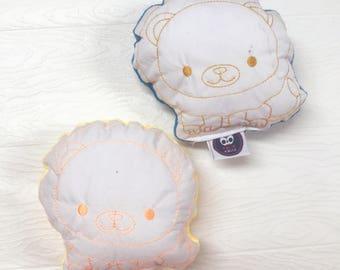 Plush stuffie - lion