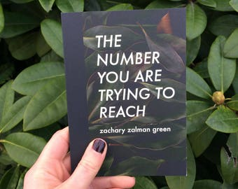 The Number You are Trying to Reach
