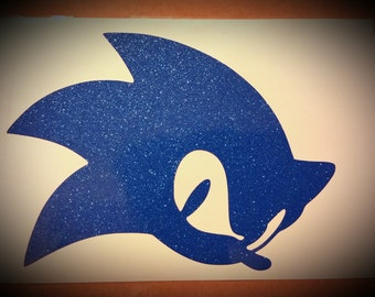 Sonic Decal