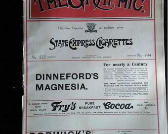 May 31, 1919 World War One Era Newspaper The Graphic paper ephemera