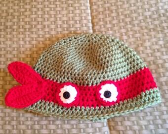 Ninja Turtle Hat, child size