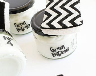 Green Potion No.4 Cream Cleanser - Eco Friendly Cleaning Products