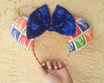 Monorail Minnie Ears!