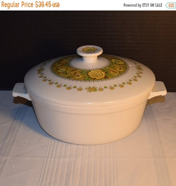 Delayed Shipping Noritake Progression Festival Casserole Vintage Covered Baking Dish Kitchen Bakeware Cookware 1970s Noritake Replacement Di