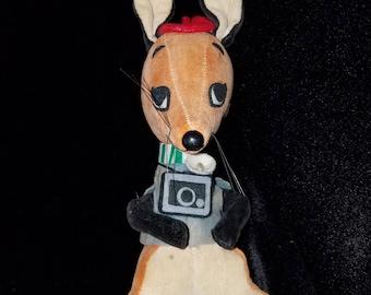 Rare 60's Dream Pets #248 Flash Fox By R. Dakin