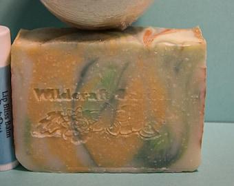 Ginger Ale Handmade Soap