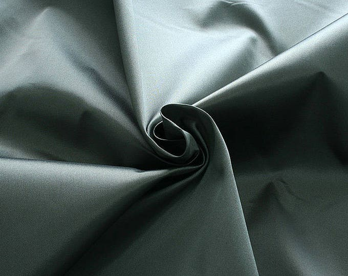 871520-natural Silk Mikado 100%, width 135/140 cm, made in Italy, dry cleaning, weight 190 gr