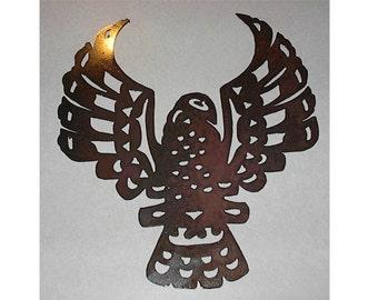 The Symbol of America  - Wall art - Metal art