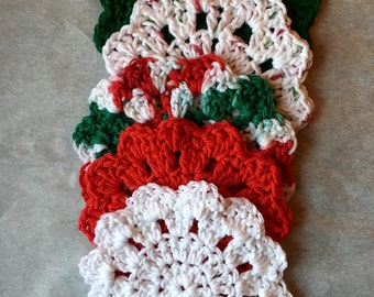 Holiday Coasters set of 5