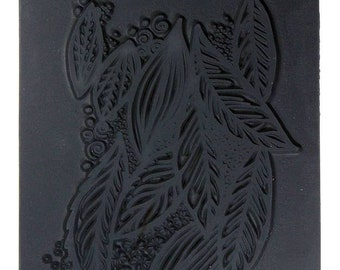 Texture Stamp - Leaf Mob by Christi Friesen (PN4746) **CLOSEOUT**