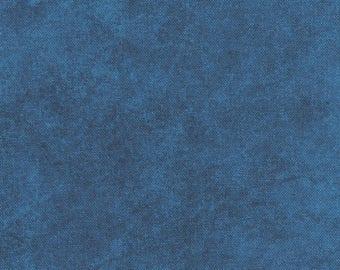 Shadowplay Turquoise 513-QBF by Maywood Studio Cotton Fabric Yardage