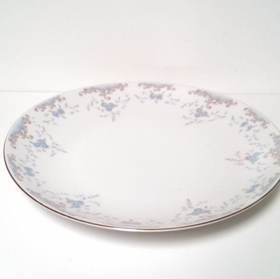 & W. Dalton Imperial China Seville 5303 Dinner Plate 1960\u0027s