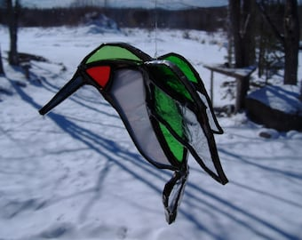 3-D small humming bird