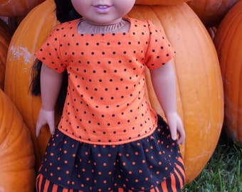Halloween Doll Outfit
