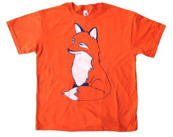 Happy Fox YOUTH T-shirt